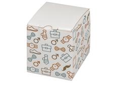 Подарочная коробка Camo, белый фото