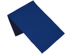 Полотенце для фитнеса Alpha, синий фото