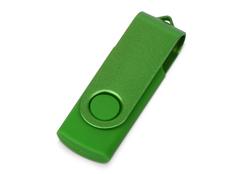 USB-флешка на 8 Гб Квебек Solid, зелёная фото
