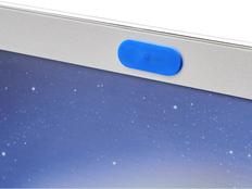 Закрывашка для камеры Hide, голубая фото