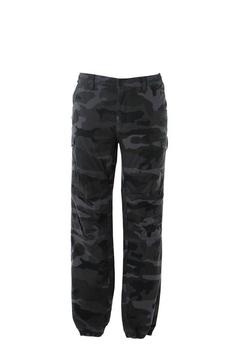 Штаны с карманами KABUL, темно-синий фото