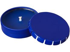 Свеча Bova, синий фото