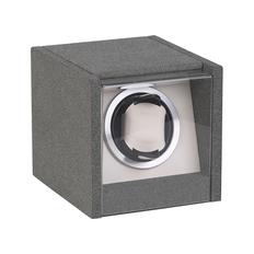 Шкатулка для часов с подзаводом, серый фото