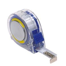 Рулетка 3 м, синий фото