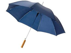 Зонт трость полуавтомат Lisa, синий фото