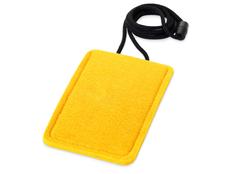 Чехол для телефона Сатус, желтый фото
