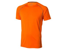 Футболка мужская Elevate Kingston, оранжевая фото