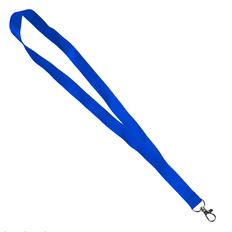 Ланъярд NECK, синий фото