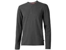 Лонгслив мужской Slazenger Touch, длинные рукава, серый фото