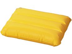 Надувная подушка Wave, желтый фото