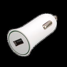 Зарядное устройство автомобильное Ritmix RM 112DC, белое фото