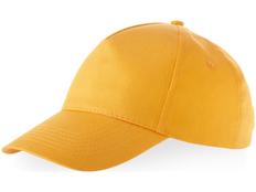 Бейсболка Memphis C 5 клиньев, оранжевый фото