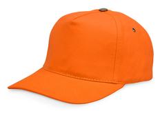 Бейсболка New York 5 клиньев, оранжевый фото