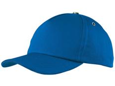 Бейсболка New York C 5 клиньев, синий фото