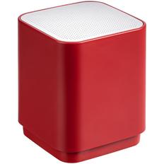 Колонка беспроводная с подсветкой Glim, красная фото