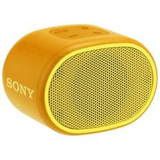 Колонка беспроводная Sony SRS 01, желтая фото