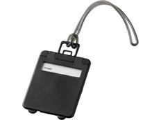 Бирка багажная Taggy, черный фото