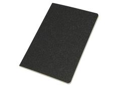 Блокнот А5 Snow, чёрный фото