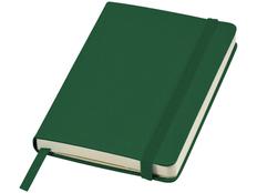 Блокнот в линейку на резинке Journalbooks Juan А6, 80 листов, зеленый фото