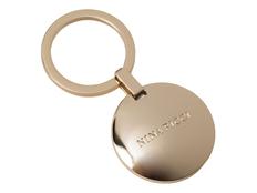 Брелок для ключей Médaillon, золотистый фото