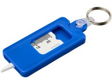 Брелок для проверки протектора шин Kym, синий фото