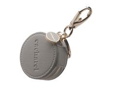 Брелок-монетница Bagatelle Gris, серый фото