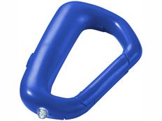 Брелок с фонариком Proxima, синий фото