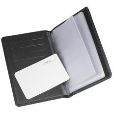 Бумажник водителя Angelo Moretti Модена натуральная кожа, черный фото