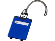 Бирка багажная Taggy, синий фото