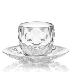 Чашка для эспрессо venice, прозрачный фото
