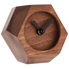 Часы настольные Wood Job фото