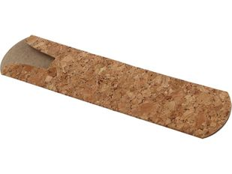 Чехол для ручки Temara  из пробки, коричневый фото
