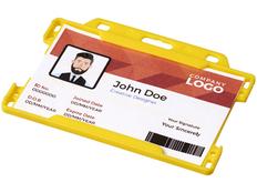 Держатель для карт Vega, жёлтый фото