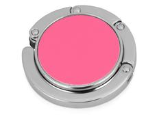 Держатель для сумки Atlantis, розовый/хром фото