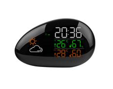 Домашняя метеостанция Rombica StoneCast 2, чёрная фото