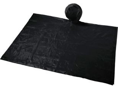 Дождевик в чехле Paulus, черный фото