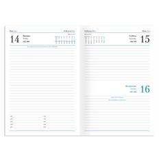 Ежедневник датированный Portobello Vegas А5, бордовый фото
