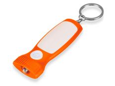 Брелок - фонарик в форме фонаря Каяма, оранжевый фото