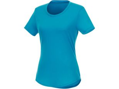 Футболка из переработанных материалов женская Elevate Jade, голубая фото