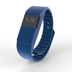Фитнес браслет XD Collection Keep Fit, OLED экран, синий фото
