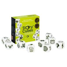 Игра «Кубики историй. Путешествия» фото