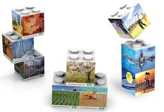 Календари «Кубики» фото