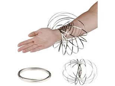 Кольцо для релаксации Flow, серый фото