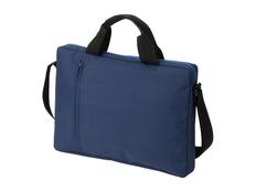 Конференц-сумка Tulsa для ноутбука 14, синий фото
