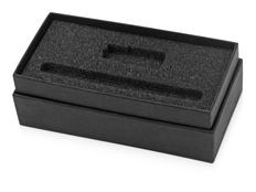 Коробка с ложементом Smooth S для флешки и ручки, черный фото