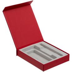 Коробка Rapture для аккумулятора 10000 мАч и ручки, красная фото