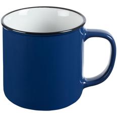 Кружка Dacha, синяя фото