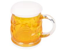 Кружка для пива Beerhouse, оранжевый фото