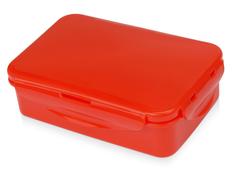 Ланчбокс Foody с двумя секциями, красный фото