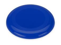 Фрисби Летающая тарелка, пластик, синяя фото